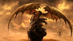 Fantastic Dragon Wallpaper 41606