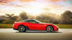 Fantastic Ferrari 599 Wallpaper 40599