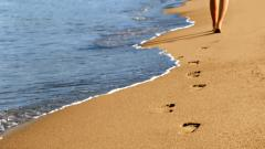 Footprints Wallpaper 38245