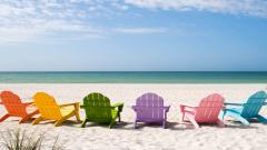 Free Beach Background 17582