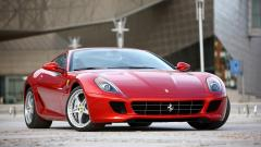 Free Ferrari 599 Wallpaper 40595