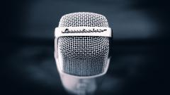 Free Microphone Wallpaper 34321