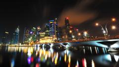 Free Night Cityscape 20883