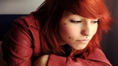 Free Red Hair Wallpaper 35151