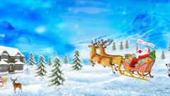 Free Santa Wallpaper 16174