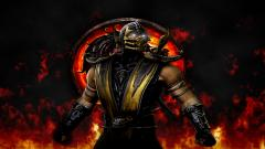 Free Scorpion Mortal Kombat Wallpaper 32726
