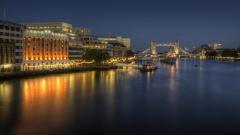 Free Thames River Wallpaper 32560