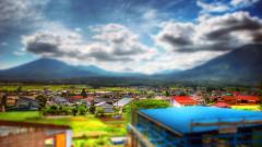 Free Tilt Shift Wallpaper 34139