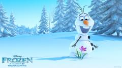Frozen Olaf Wallpaper 19579