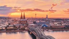 Germany City Landscape 30100