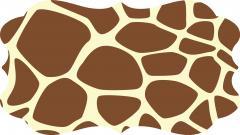 Giraffe Pattern 11459