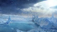 Glacier Fantasy 17203