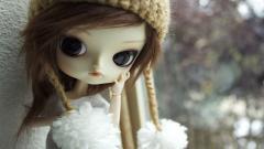 Gorgeous Toy Doll Wallpaper 42435