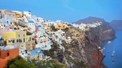 Greece City 24836