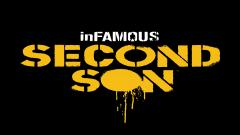 Infamous Second Son Logo 35227