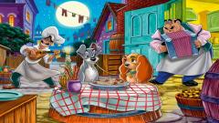 Lady and the Tramp Wallpaper 33987