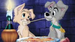 Lady and the Tramp Wallpaper 33989