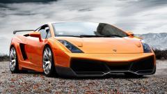 Lamborghini Gallardo Background 30053