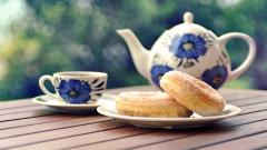 Lovely Teapot Wallpaper 40565