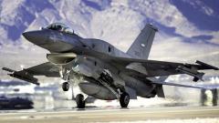 Military Aircraft 9258