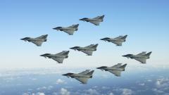 Military Aircraft 9266