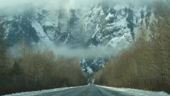 Mountain Road Wallpaper 37805