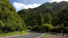 Mountain Road Wallpaper 37806