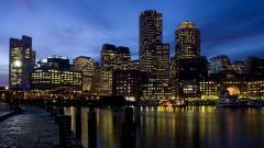 Night Cityscape HD 20879