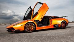Orange Car Pictures 32757