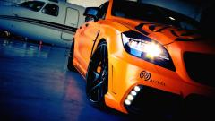 Orange Car Wallpaper HD 32746