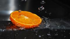 Orange Wallpaper 16379