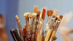 Paint Brush Wallpaper 40573