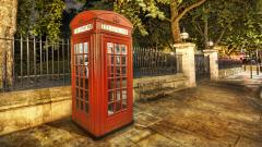 Phone Booth Wallpaper 39750