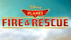 Planes Fire and Rescue Logo 31123