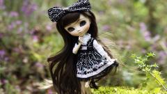 Pretty Toy Doll Wallpaper 42429