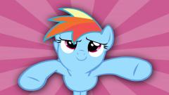 Rainbow Dash Wallpaper 16160