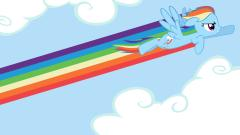 Rainbow Dash Wallpaper 16165