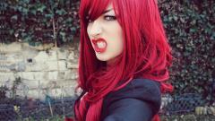 Red Hair 35157