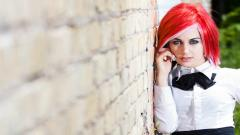 Red Hair Background 35159