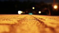 Road Bokeh Wallpaper 33992