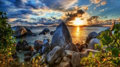 Rocky Shore HD 33967