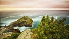 Rocky Shore Wallpaper HD 33968