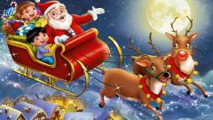 Santa Wallpaper 16170