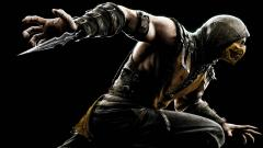 Scorpion Mortal Kombat 32723