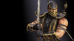 Scorpion Mortal Kombat Wallpaper 32727