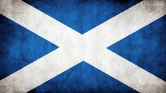 Scotland Flag 26283