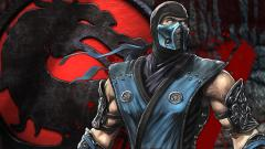 Sub Zero Mortal Kombat Wallpaper 32731