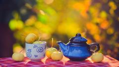 Teapot Wallpaper 40562