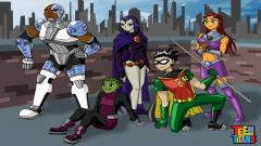 Teen Titans Wallpaper 14747