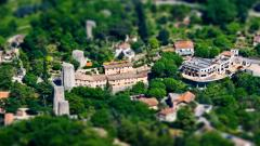 Tilt Shift Wallpaper 34138